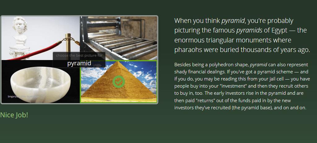 pyramid啥意思