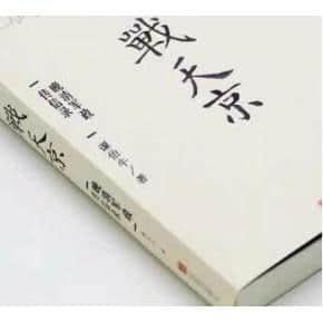 战天京epub电子书